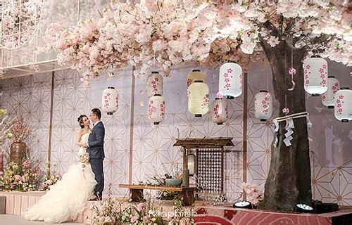 「此生但为君前醉,伴君天涯终不悔」 · 日式婚礼