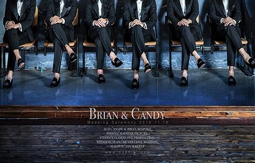 Brian & Candy · 广州婚礼
