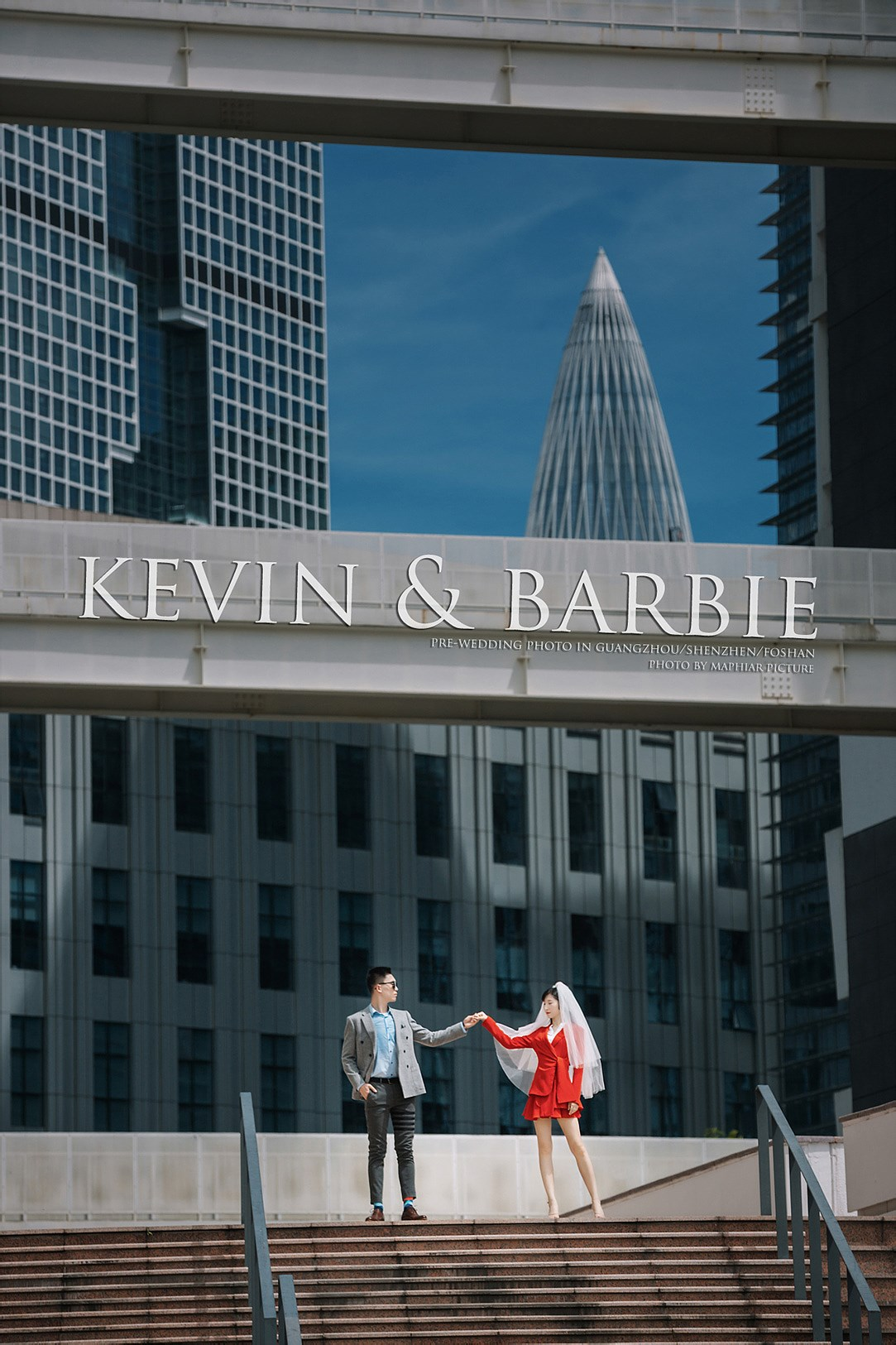 KEVIN & BARBIE · 婚纱旅拍