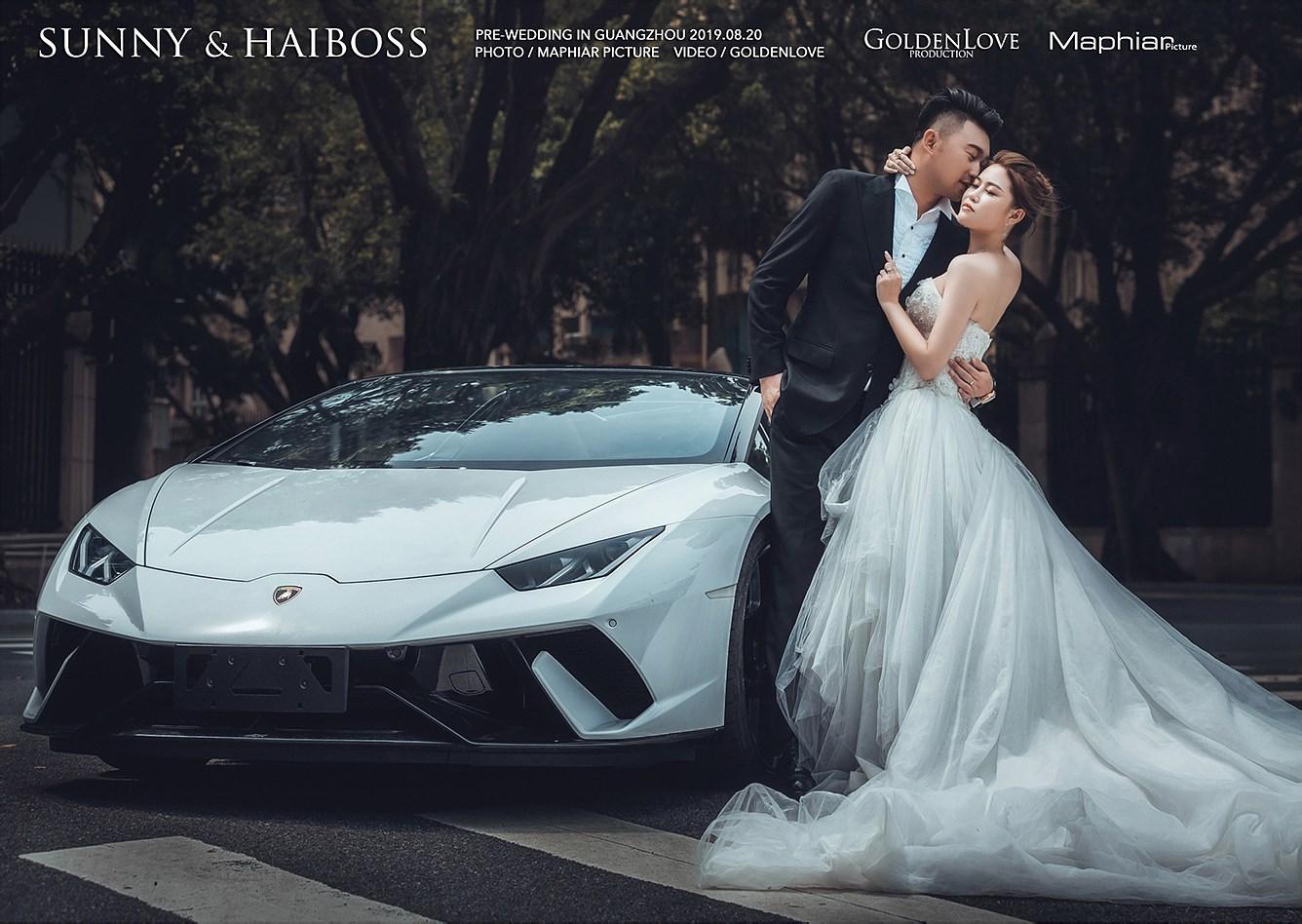 SUNNY & HAIBOSS · 婚纱旅拍