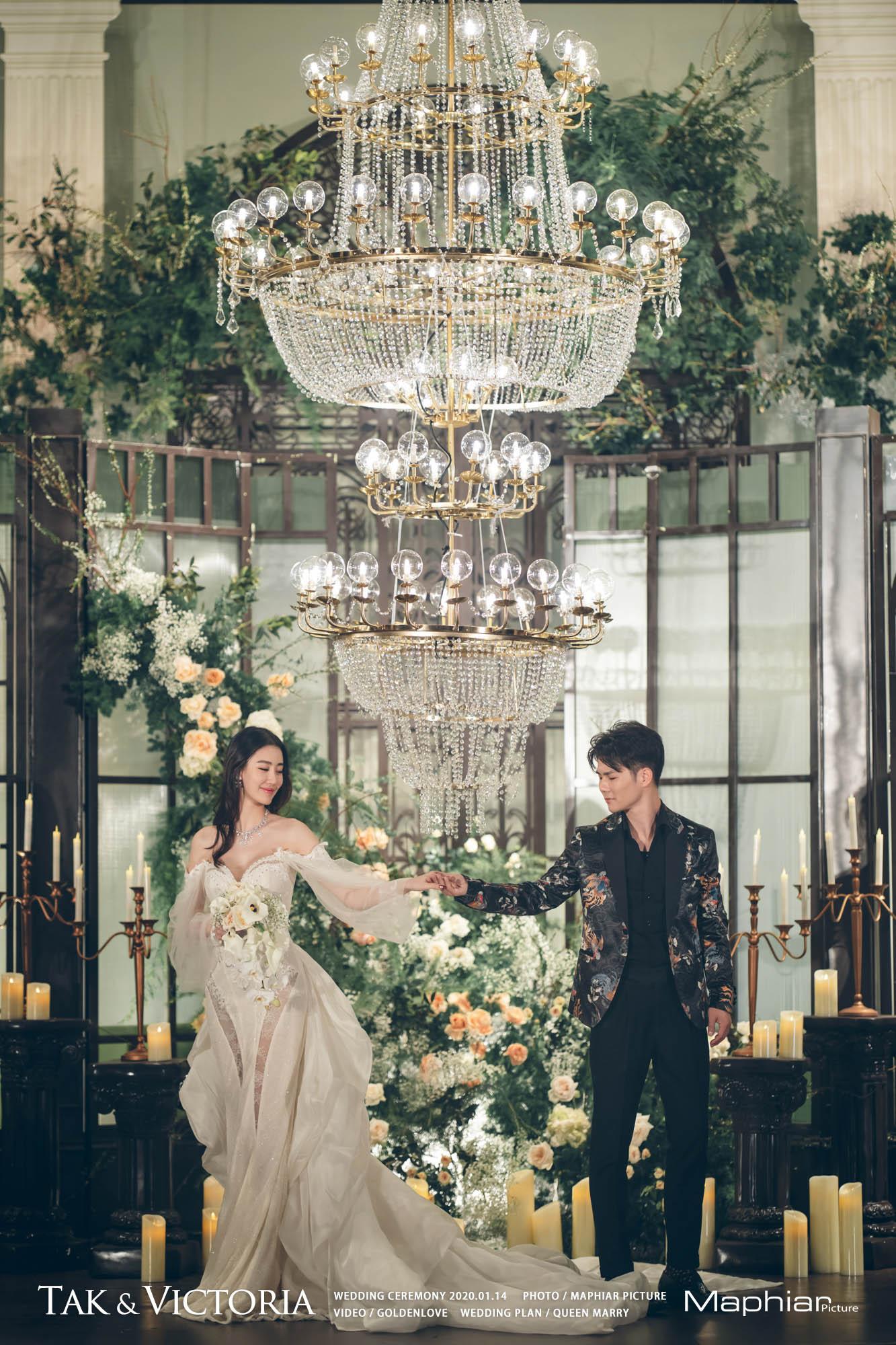 TAK & VICTORIA · 广州婚礼